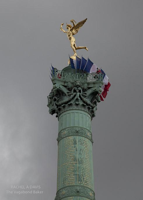 July Tower, Place de la Bastille