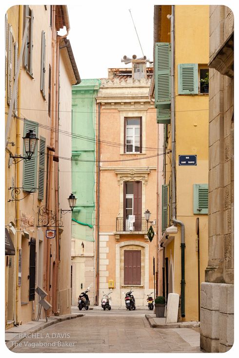 St Tropez town