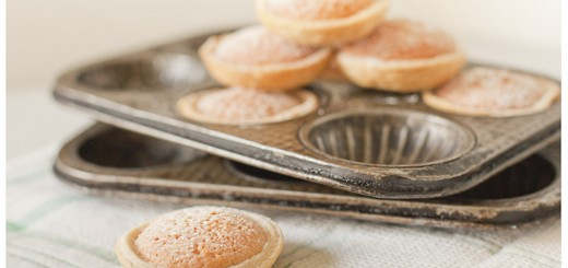 Effie's Bakewells {Maid of Honour Tartlets}
