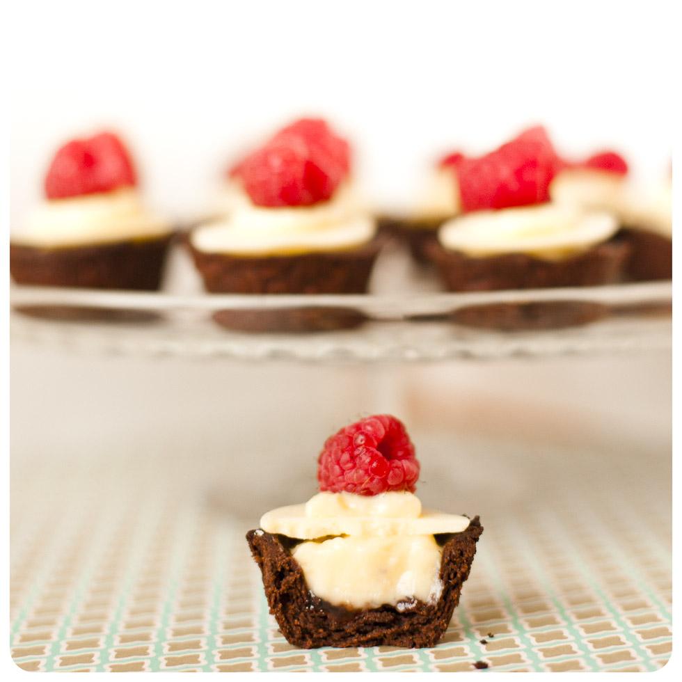 Chocolate And Raspberry Petit Fours Vagabond Baker