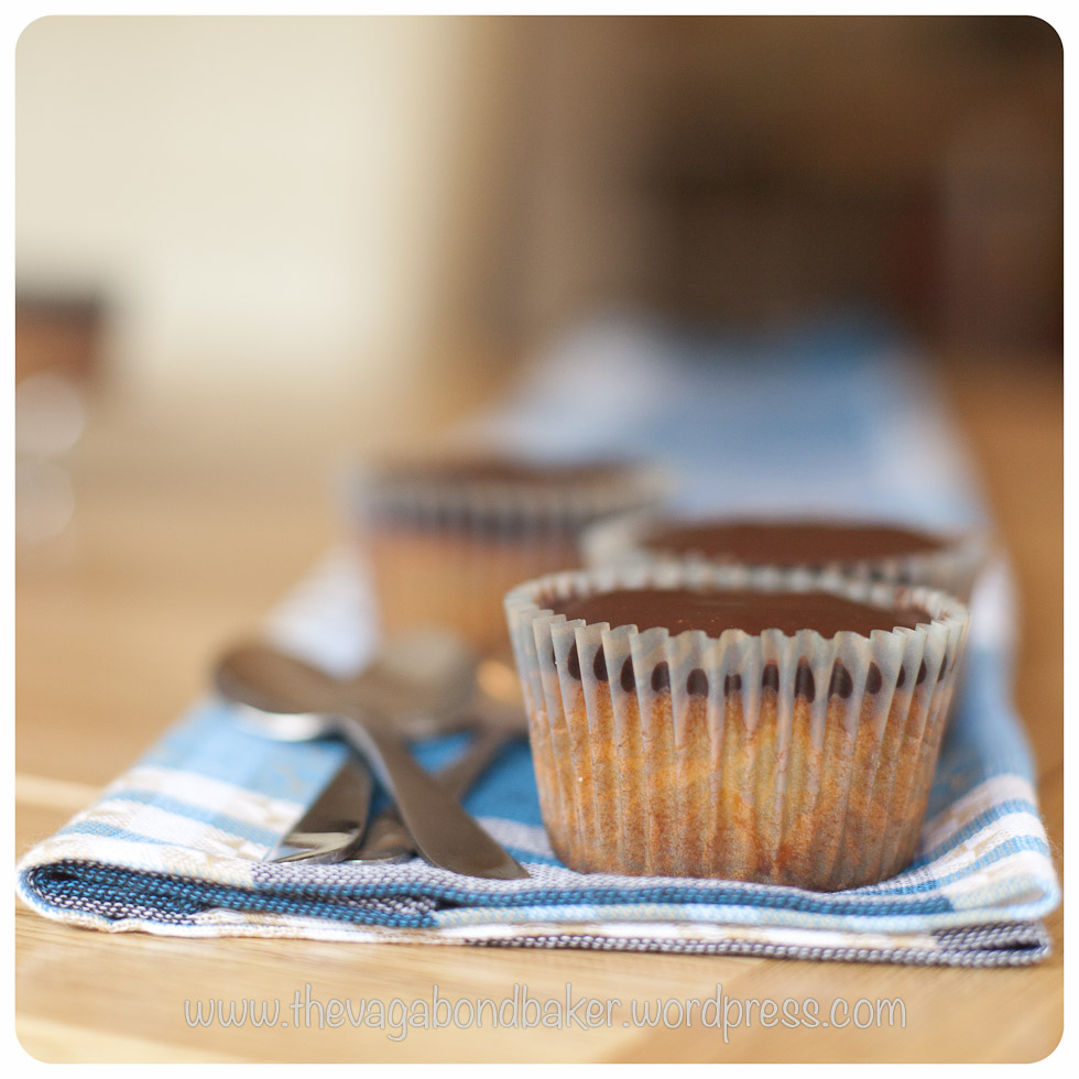 Boston Cream Pie Cupcakes | Vagabond Baking