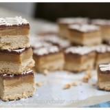 caramel shortbread | Vagabond Baking