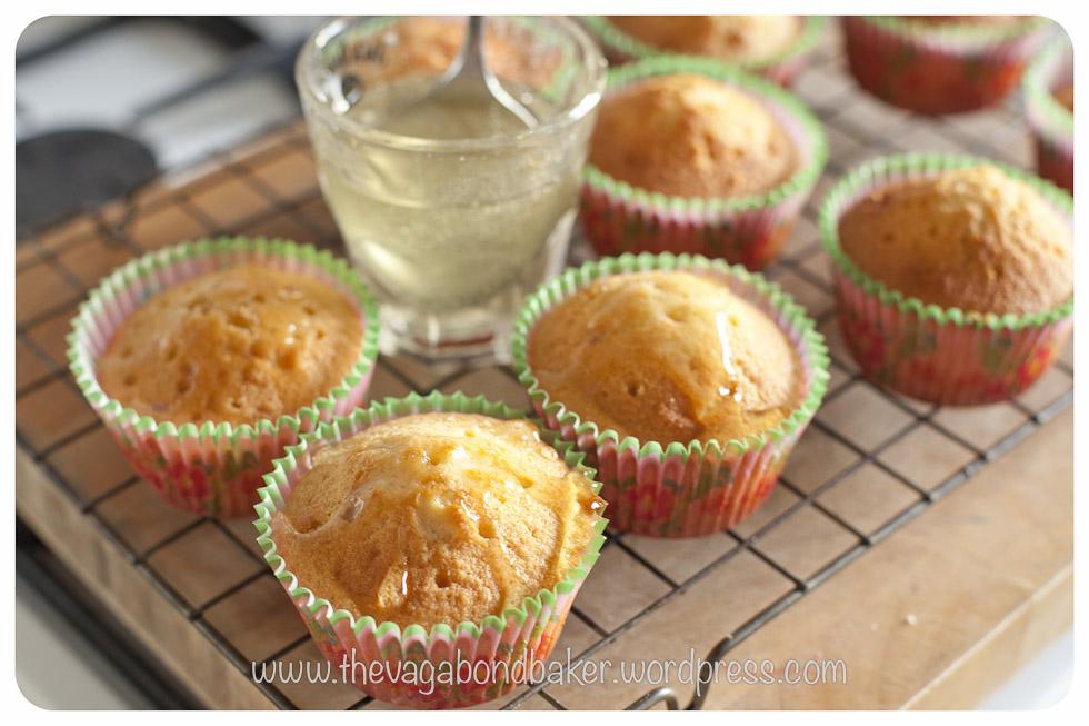 Rose Scented Cupcakes | Vagabond Baking