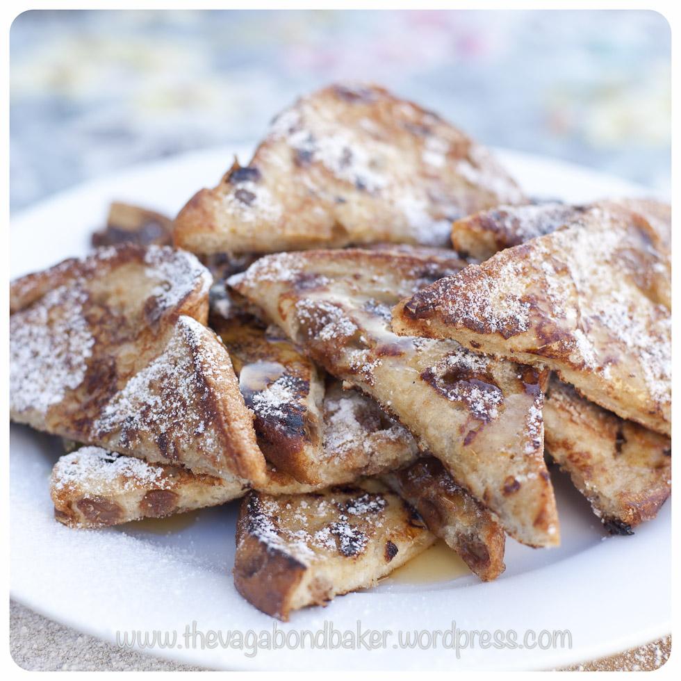 Fruity French Toast   Vagabond Baking