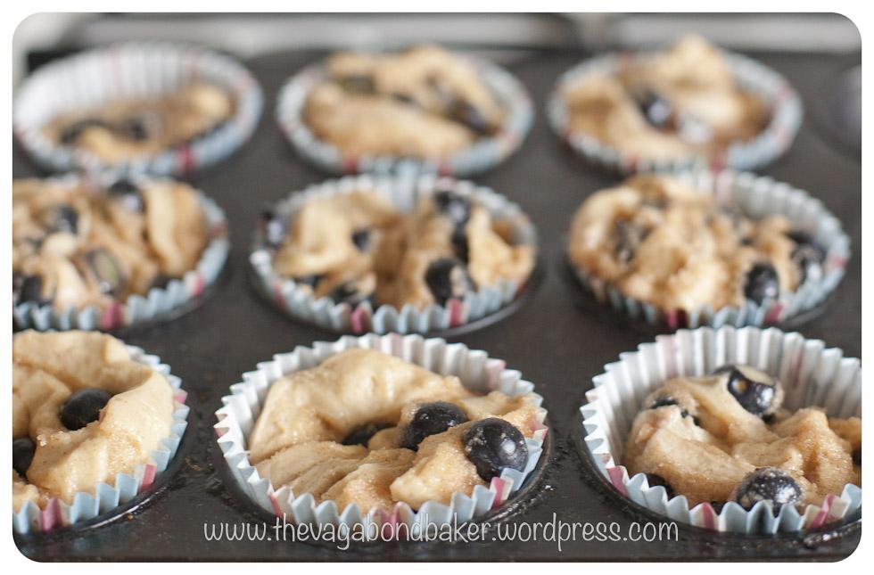 Blueberry Pull-Apart Buns | Vagabond Baking
