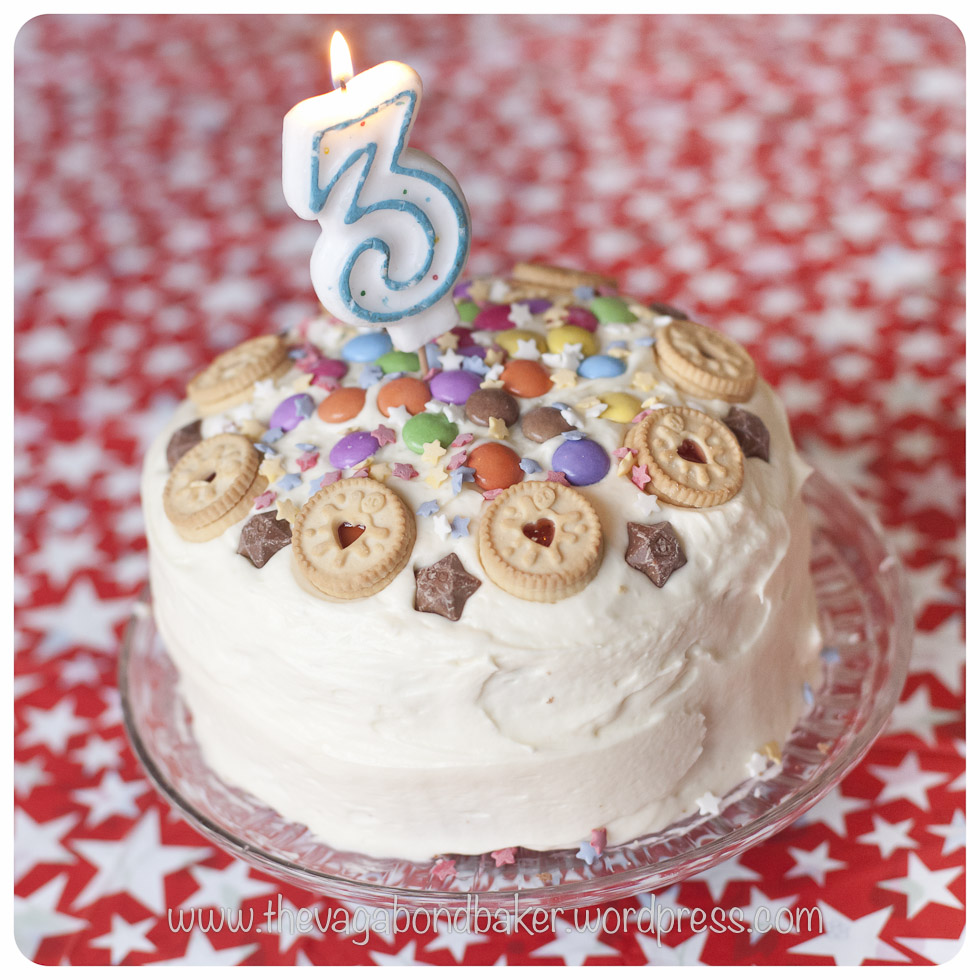 Treasure-Filled Birthday Cake | Vagabond Baking