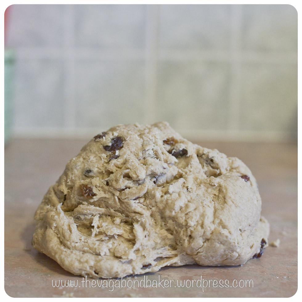 pre-kneaded dough