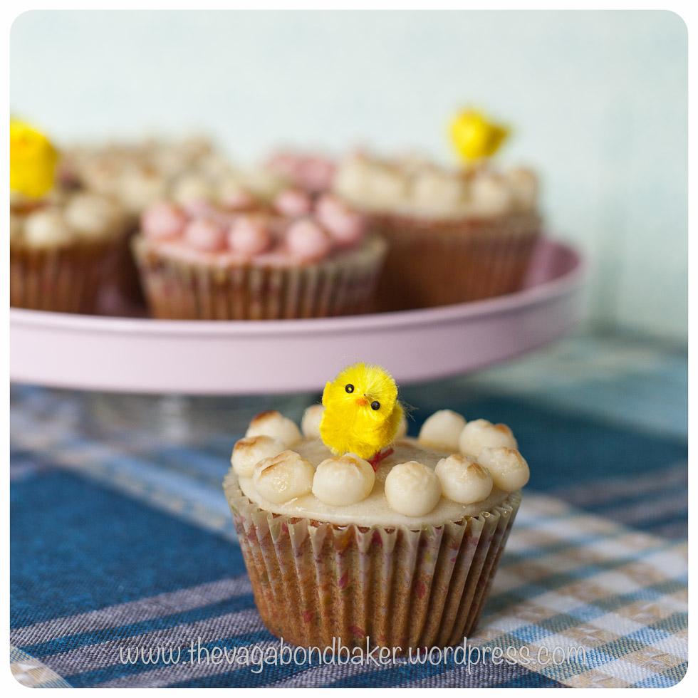 Simnel Cupcakes   Vagabond Baking