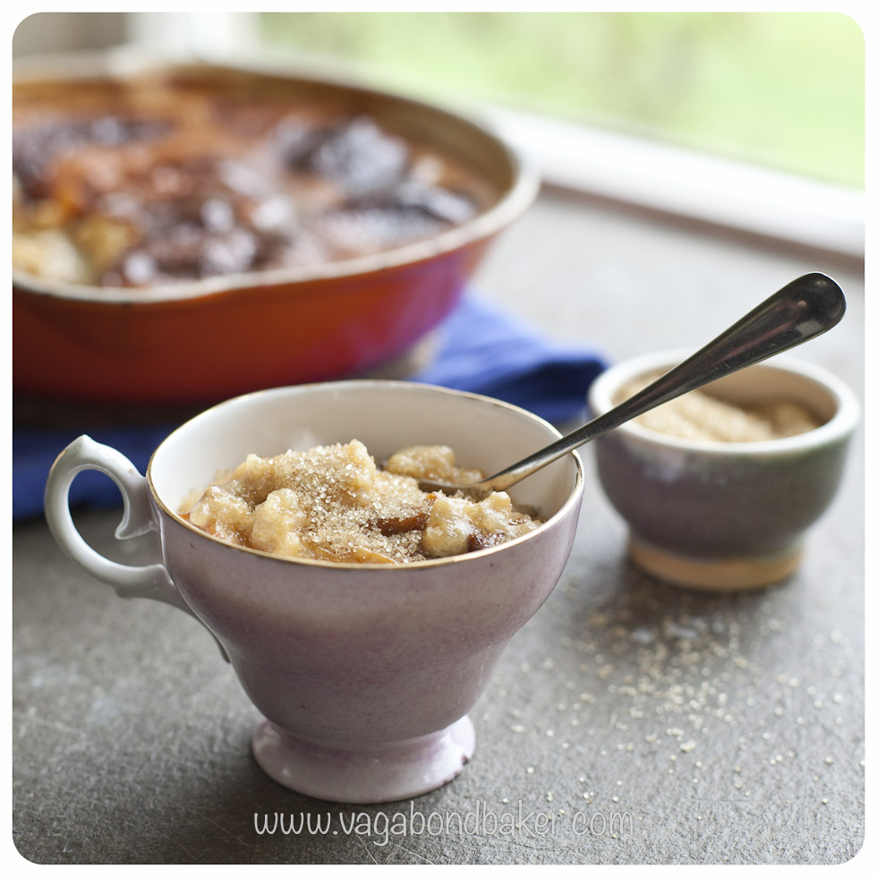 Retro Rice Pudding | Vagabond Baking