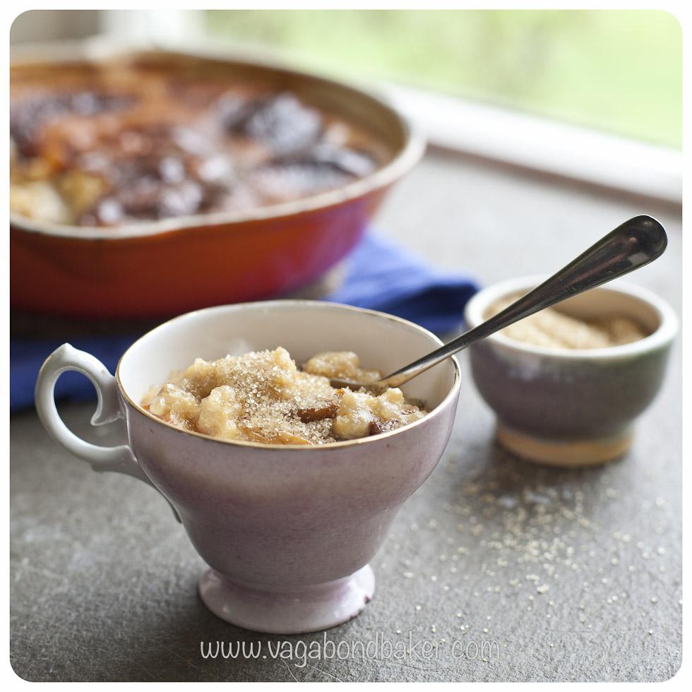 Retro Rice Pudding   Vagabond Baking
