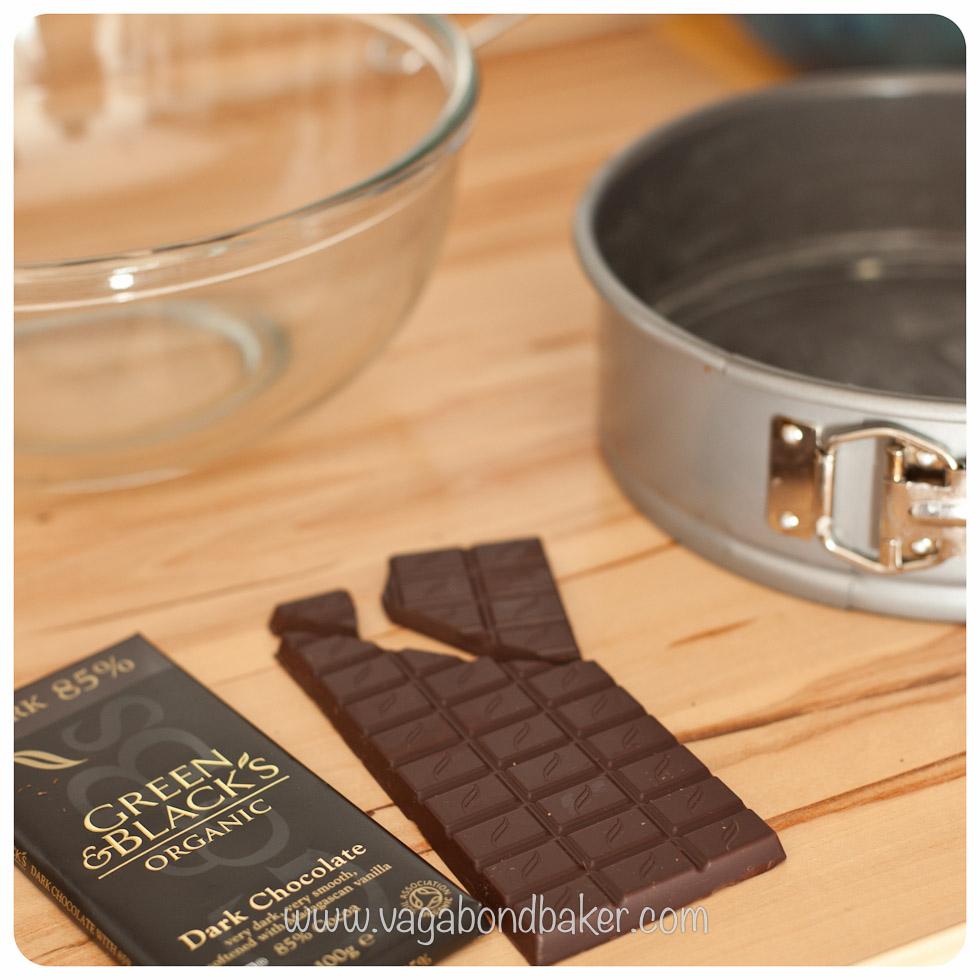 use a good quality chocolate