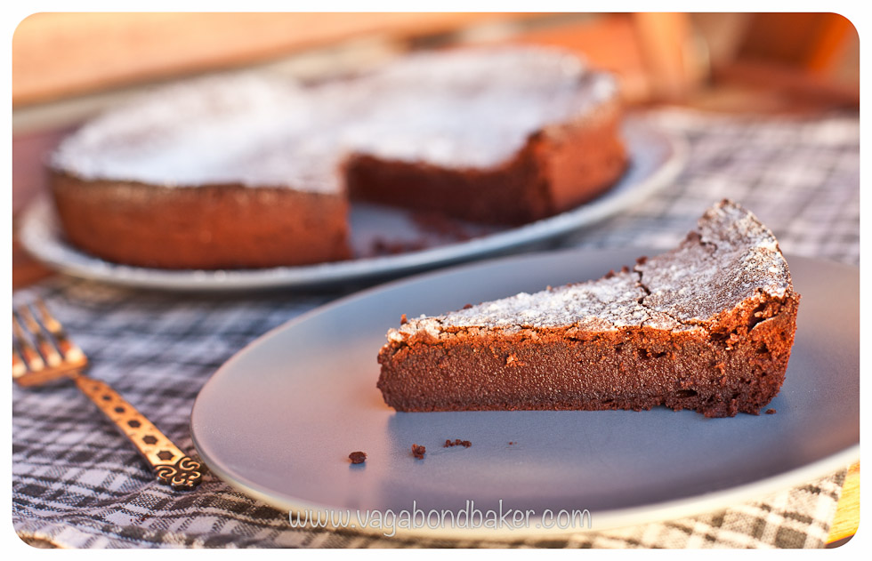 French Chocolate Cake | Vagabond Baking