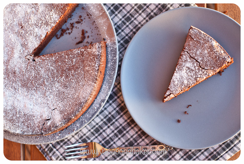 French Chocolate Cake | Vagabond Baking