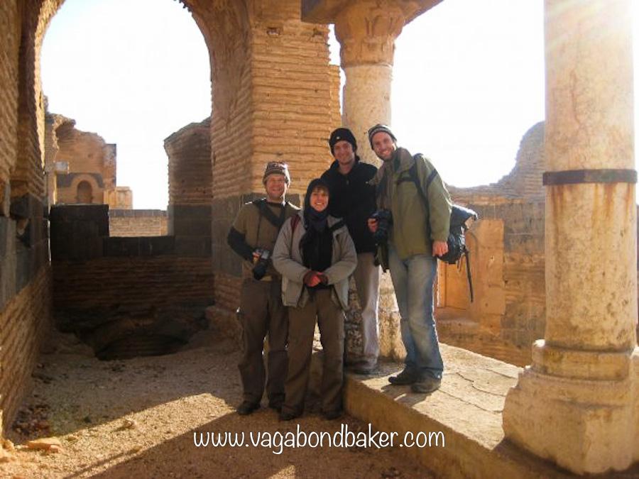 Syria, Qasr Ibn Wardan