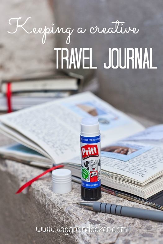 Keeping a Creative Travel Journal