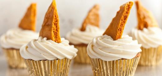 Cinder Toffee Cupcakes | Vagabond Baking