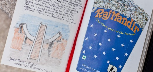 Keeping a creative travel journal | Vagabond Baking
