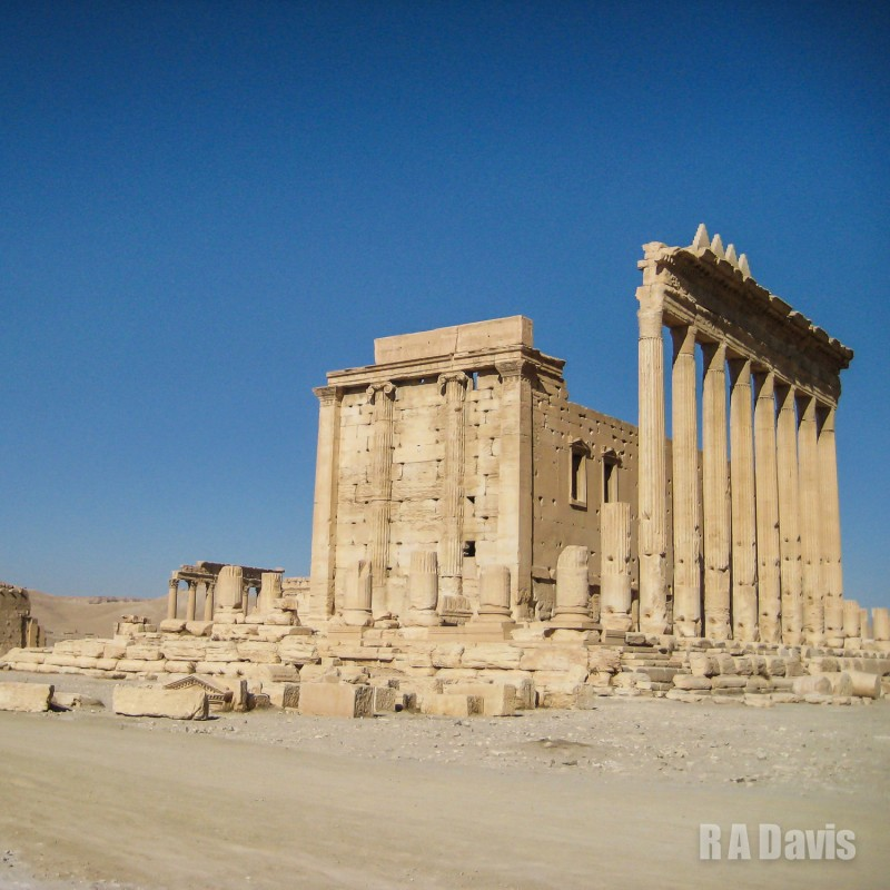 Palmyra // Temple of Bel
