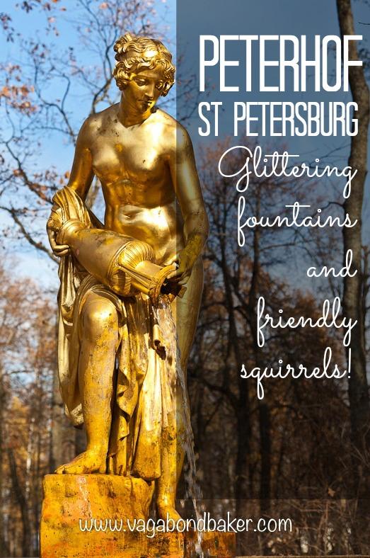 Peterhof, St Petersburg // Russia