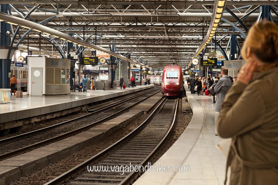 Brussels Midi