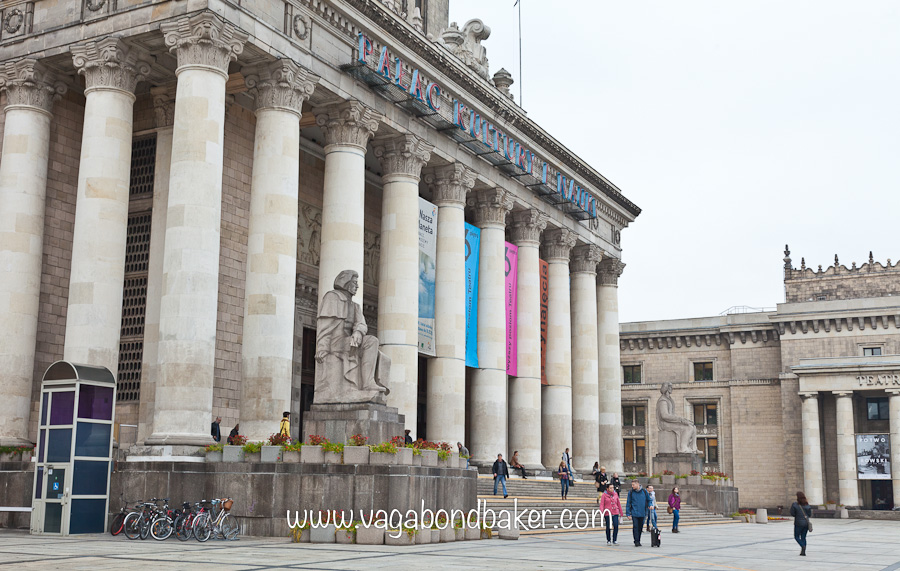 Palace of Culture and Technology