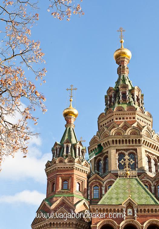 Peterhof, St Peterburg, Russia