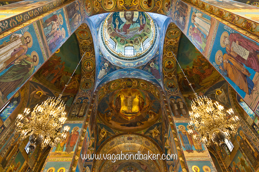 Church of the Saviour of the Spilled Blood