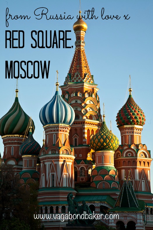 Red Square // Moscow