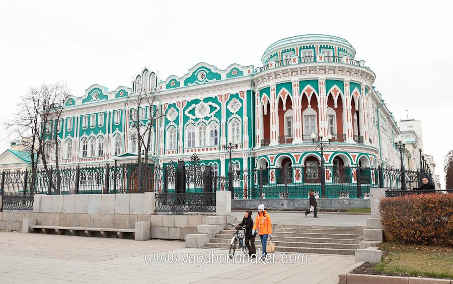 Sevastianov's House