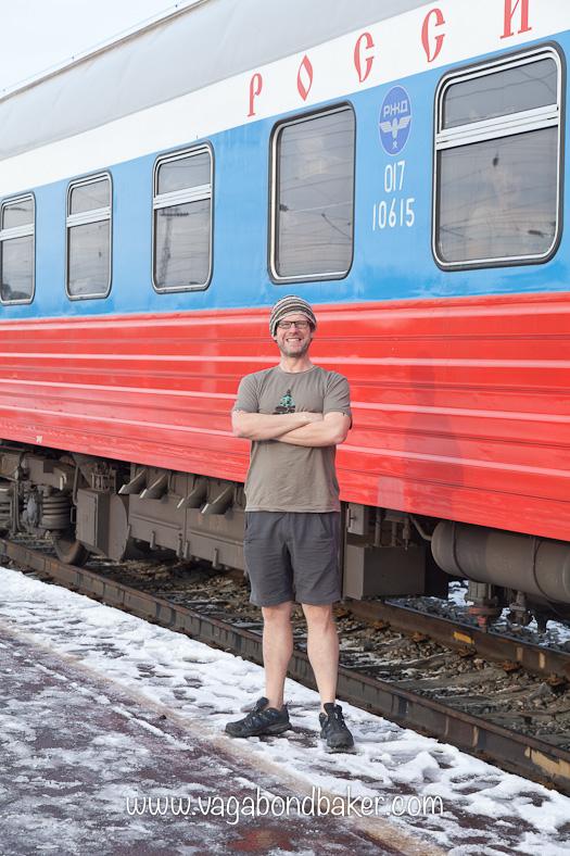 Crossing Siberia
