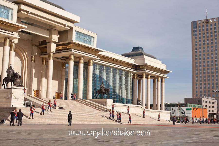 Hello Mongolia!