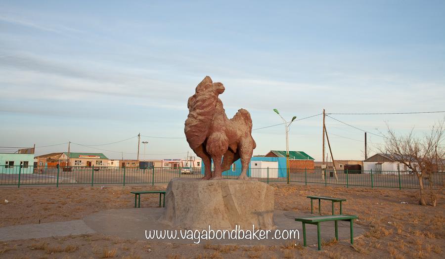 Mandelovoo, Mongolia