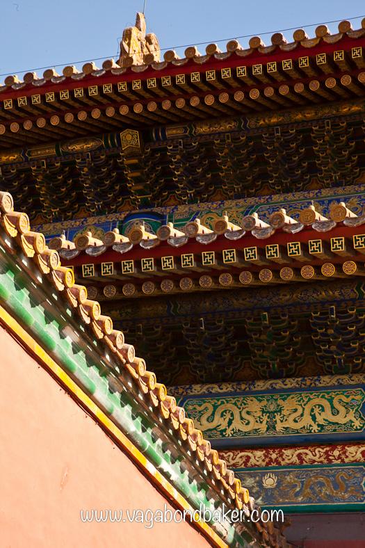 Colourful detail