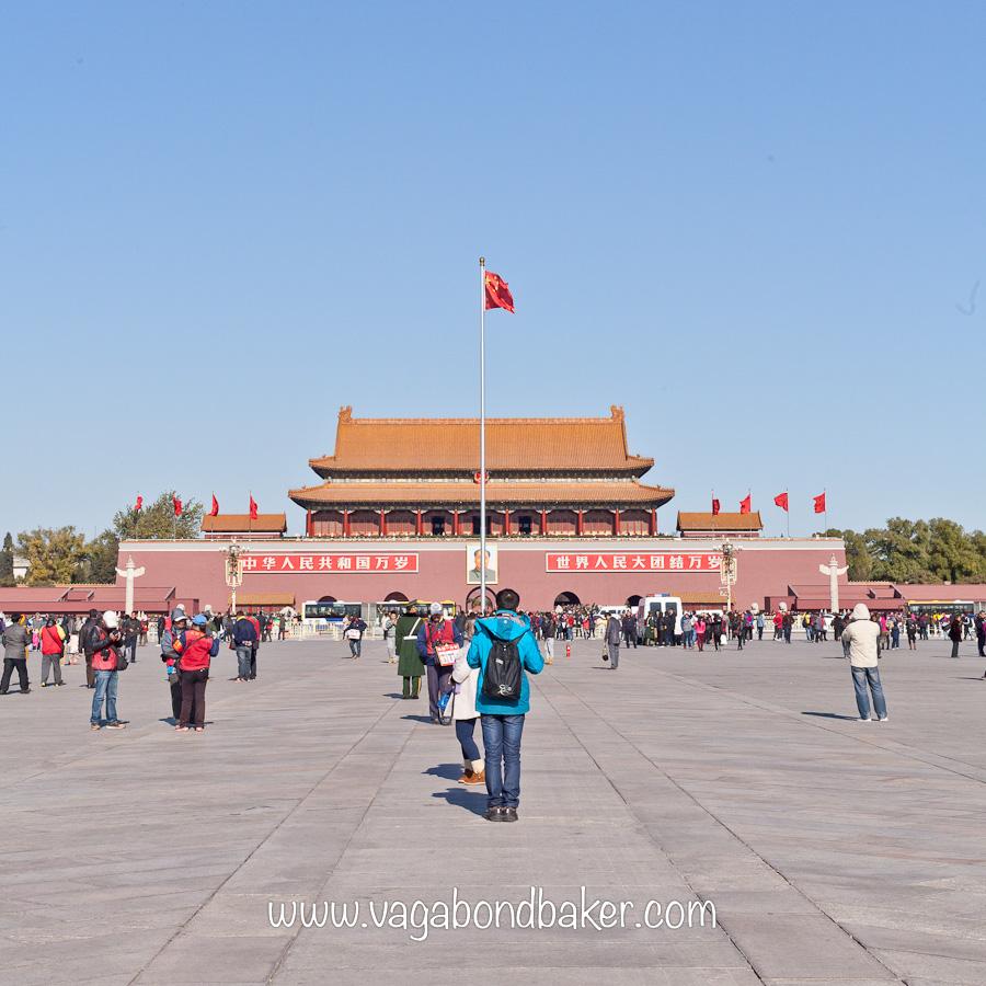 Beijing, Tiananmen Square