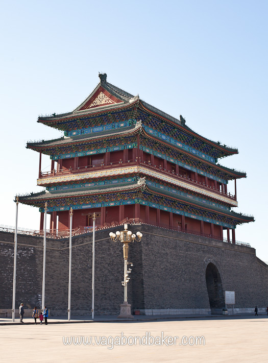 The Front Gate, Tiananmen Square