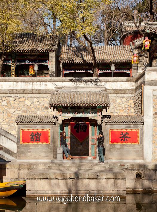 Suzhou Street, cute photo opportunity