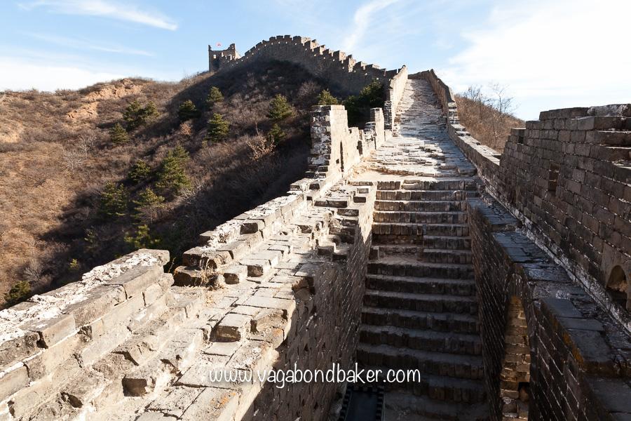 Great Wall at Jinshanling