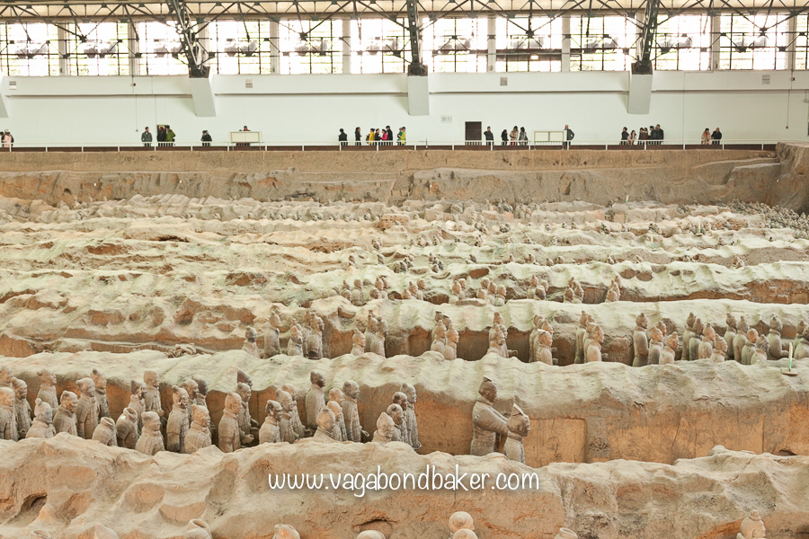 Xi'an, China | Terracotta Warriors