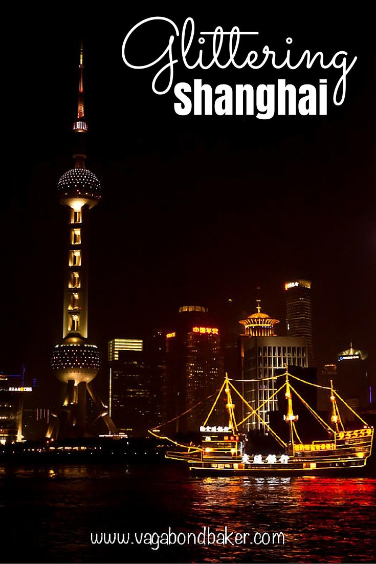 Glittering Shanghai