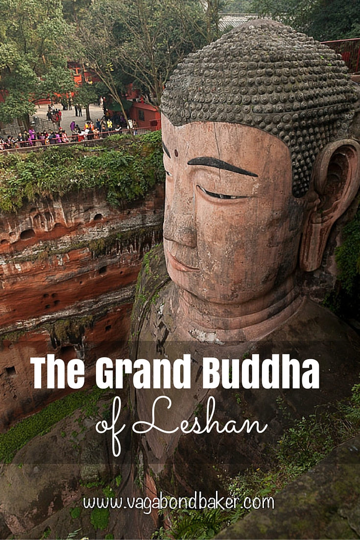 The Grand Buddha of Leshan
