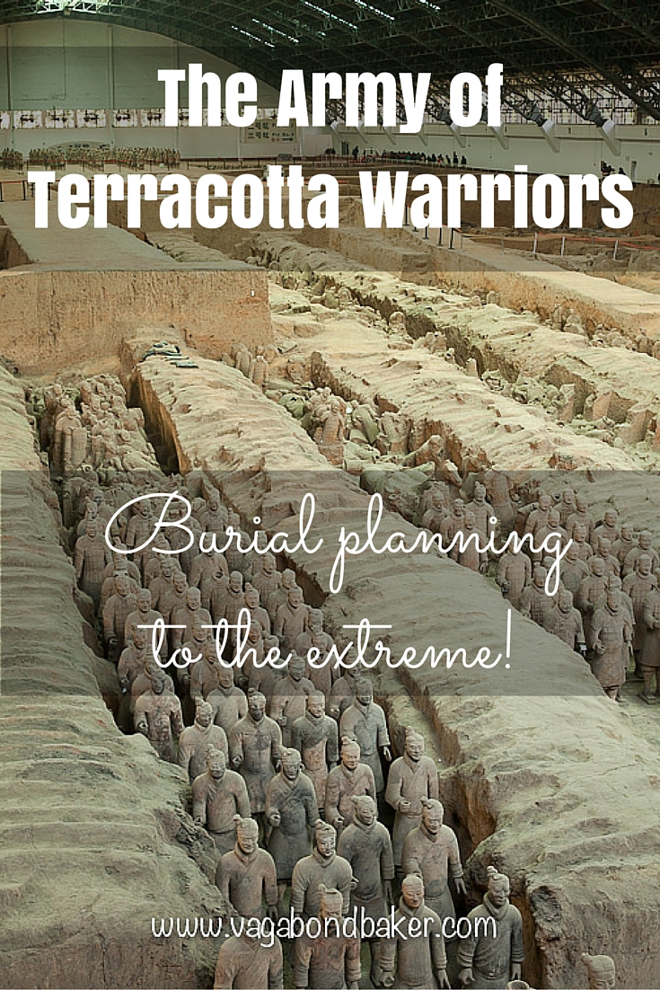 Xi'an Army of Terracotta Warriors
