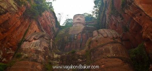 The Grand Buddha of Leshan | China