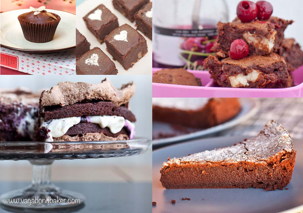 5 Chocolate Bakes for Valentine's Day