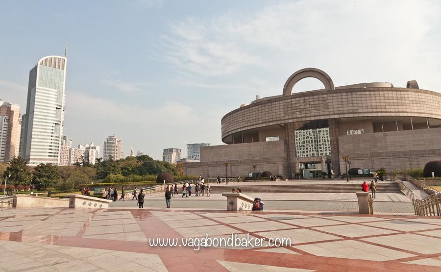 Shanghai Museum| China