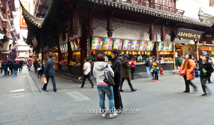 The Yuyuan Bazaar