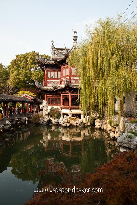 Shanghai Yu Yuan Garden| China
