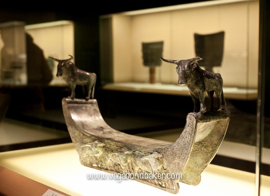 Ancient Chinese Bronzes |Shanghai Museum
