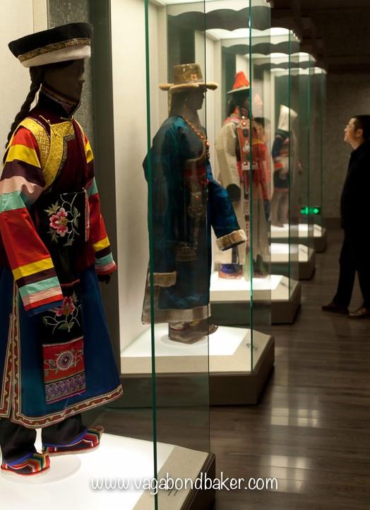 Gorgeous ethnic costumes