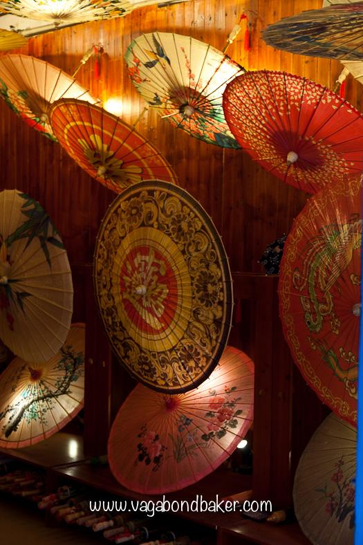 pretty parasols