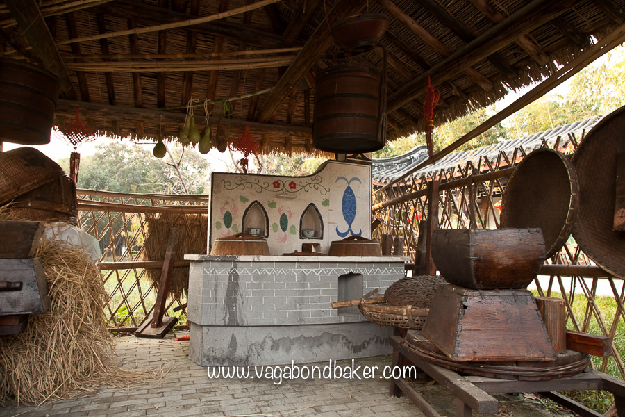 Ke Zhi garden kitchen